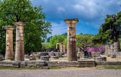 Olympia - Delphi - 2 Days Tour