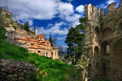 Argolis Sparta Mystras - 2 Days Tour
