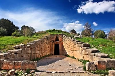 Argolis Olympia Delphi Meteora - 4 Days Tour